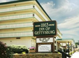 1863 Inn of Gettysburg, Gettysburg