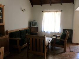 Departamento Rohde, San Martín de los Andes