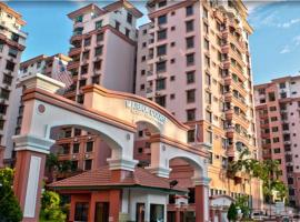 T & H Vacation Condo @Marina Court, Kota Kinabalu