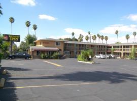 Budget Inn Riverside, Riverside