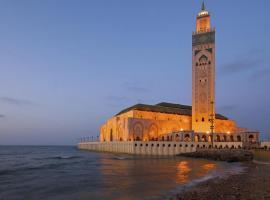 Casa Vue sur Mer Apartment, Casablanca