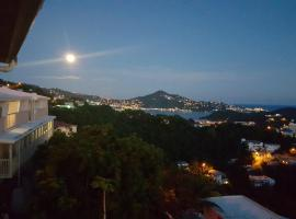 Sunset Gardens Guesthouse, Charlotte Amalie