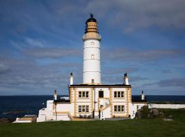 Corsewall Lighthouse Hotel, Kirkcolm