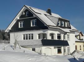 Ferienwohnung Hartmann, Winterberg