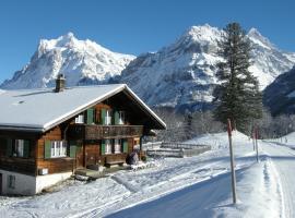 Ruedihuus, Grindelwald