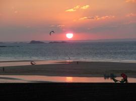 Appartement Plage, Saint Malo