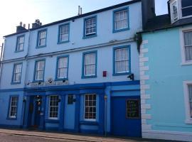 Gordon House Hotel, Kirkcudbright