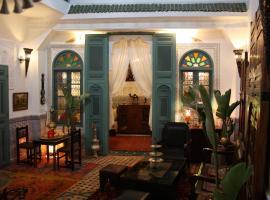 Ryad Dar El Meknassia, Meknès