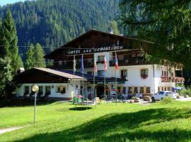 Hotel Scoiattolo, Falcade