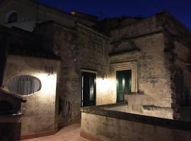 Terrazza San Rocco, Matera