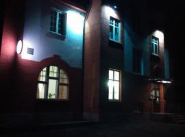 Hotel Britz, Velké Hamry