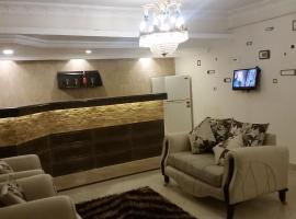 Hunter Dokki Two-Bedroom Apartment, Kairas