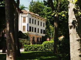 Albergo Villa Ombrosa, Sant Andrea Bagni