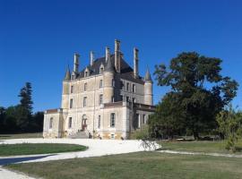 Château De Puybelliard, Chantonnay
