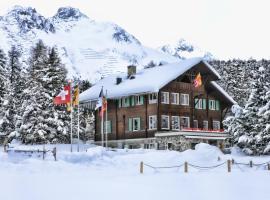 Hotel Restorant Lej da Staz, St. Moritz