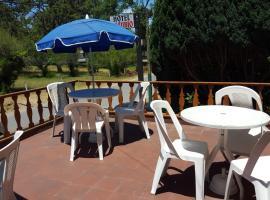 Hotel Vesubio I, Villa Gesell