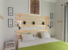 H14 Rooms & Apartments, Rodas