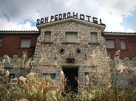 San Pedro Hotel, Río Ceballos