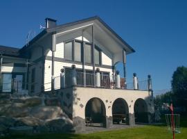 Villa Puulan Aurinkoranta, Vanhamäki