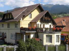 Casa Enescu, Bran