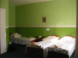 Hotel Pelikán, Hodmezevašarhelj
