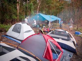 Amazon Adventure Ecolodge Iquitos, Islas Timicuro
