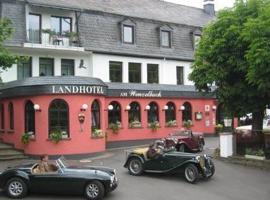 Landhotel am Wenzelbach, Prüm