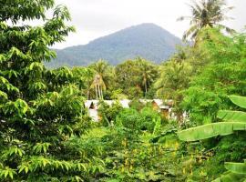 Jungle Garden Bungalows, Hinkong