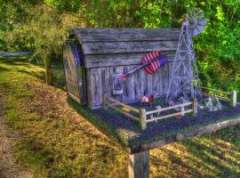 Bonnybrooke Farm, Eureka Springs