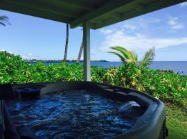 Ocean Front Alohahouse, Hawaiian Paradise Park