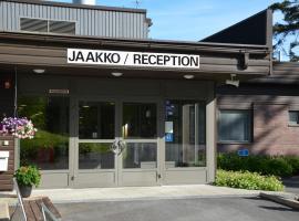 Pappilanniemi Course Centre, Sääksmäki