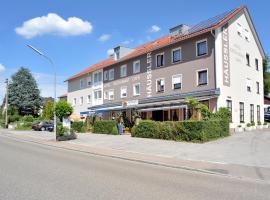 Hotel Häußler, Langenbruck
