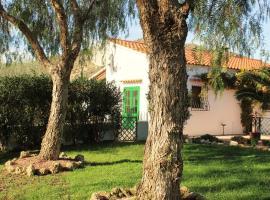 Casas Huerta, Jardin Y Oliva, Vera