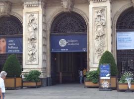 Italia's Room, Torino