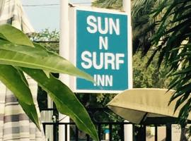 Sun and Surf Motel, Miami
