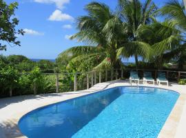 Seaberry Tropical Style Villa, Speightstown