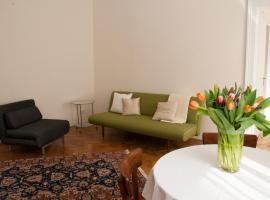 Apartment Hirsch I, Viena