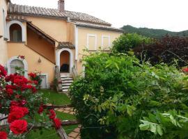 Villa Lillà, Calvanico