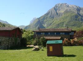 Casas de Aldea Valle de Bueida, Bárzana