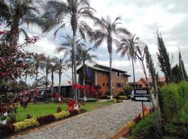 Hostería Rosa Blanca, Puembo
