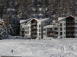 Salet sur, St. Moritz