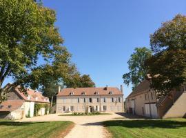 Domaine De Toury, Toury-sur-Jour