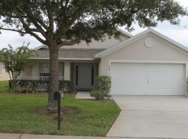 Sunny Florida Pines Villa, Davenport