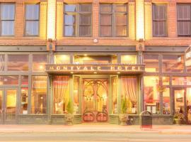 Montvale Hotel, ספוקיין