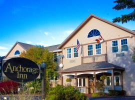 Anchorage Inn Burlington, South Burlington