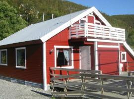 Karens Rorbuer, Komagfjord