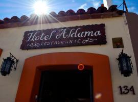 Hotel Aldama, 콜리마