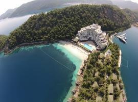 Angel's Marmaris Hotel, Turgut
