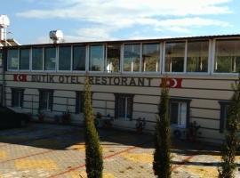 Butik Otel, Osmaniye
