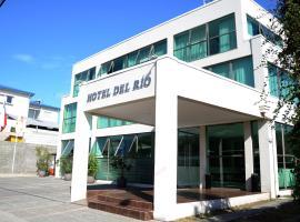 Hotel Del Rio, Constitución